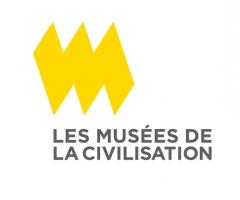 logo del museo de la civilizacion de Quebec
