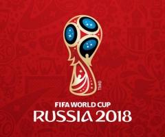logotipo oficial FIFA mundial de fútbol 2018 Rusia