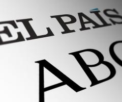 imagen de los logos de medios españoles en prensa