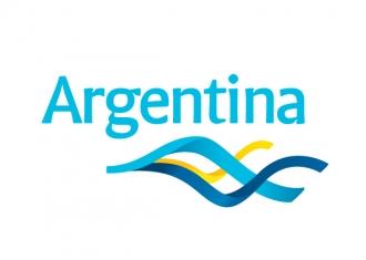 logotipo de la nueva imagen corporativa de la marca pais argentina