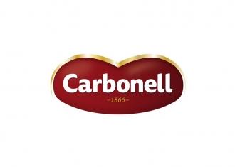 rediseño del logo de carbonell