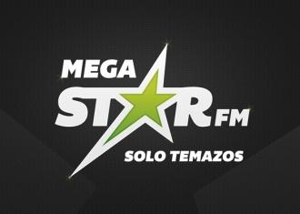 logotipo megastar fm cadena cope - solo temazos