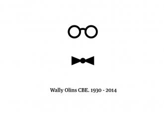 imagen recuerdo de Wally Olins nació en 1930 y murió en 2014